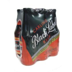 Carling Black Label - 6 Pack