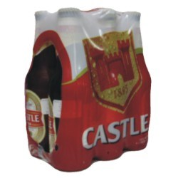 Castle Lager - 6 Pack
