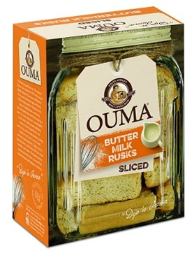 Ouma Buttermilk - Sliced