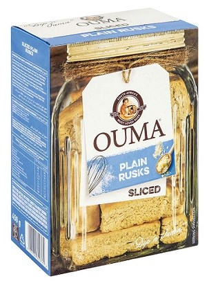 Ouma Plain - Sliced