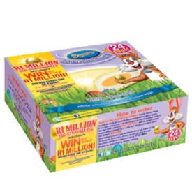 Beacon Easter White Marshmallow Eggs - Box 24