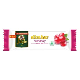 Jungle Slim Bar - Cranberry