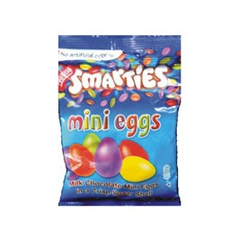 Nestlé Smarties  Mini Eggs