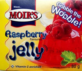 Moirs Jelly - Raspberry