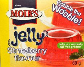 Moirs Jelly - Strawberry