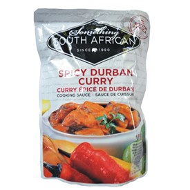 Something South African Cook-in Sauce - Spicy Durban Curry