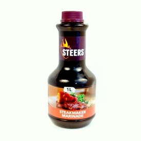 Steers Marinade - Steakmaker