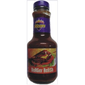 Steers Sauce - Burger Relish