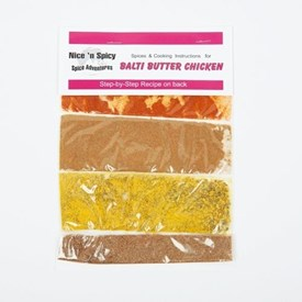 Nice 'n Spicy - Balti Butter Chicken
