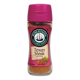 Robertsons Spice Bottle - Texan Steak