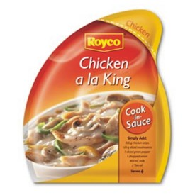 Royco Chicken a la King
