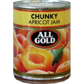 All Gold Apricot Jam - Chunky