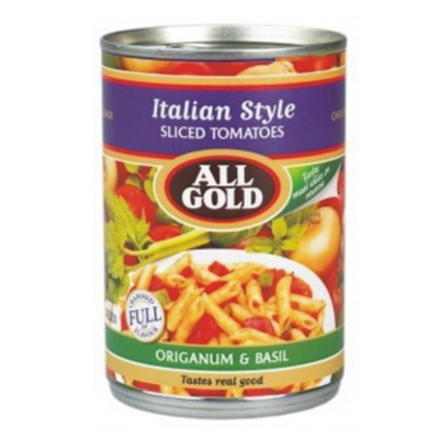 All Gold Tomato Italian Style