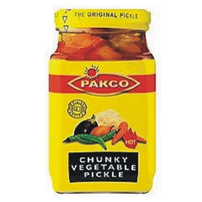 Pakco - Chunky Vegetable Pickle