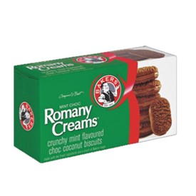 Bakers Romany Creams Mint