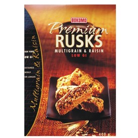 Bokomo Multigrain & Raisin Rusks