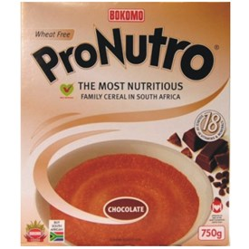 Bokomo Pronutro Chocolate