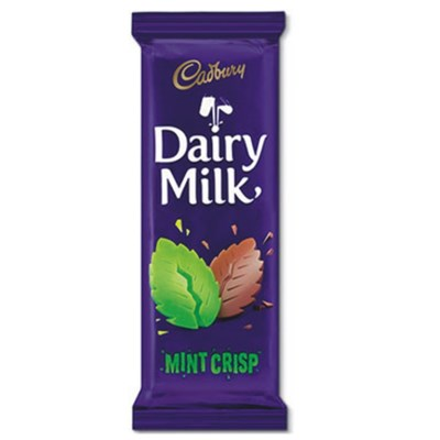 Cadbury Slab - Peppermint Crisp