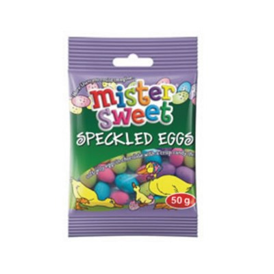Mr Sweet Speckled Eggs