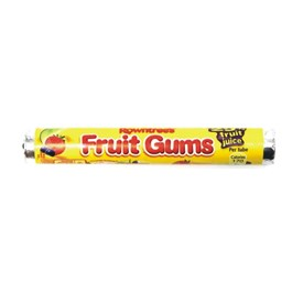 Rowntree's Fruit Gums  - Roll