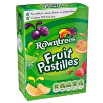 Rowntree's Fruit Pastilles - Box