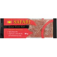 Safari Fruit Rolls - Guava