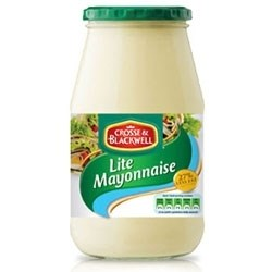 Crosse & Blackwell Mayonnaise Lite