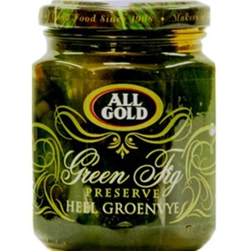 All Gold Green Fig Preserve