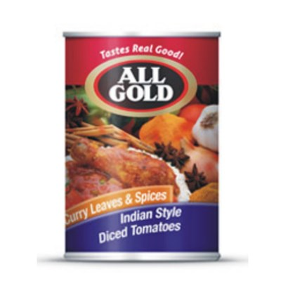 All Gold Tomato Indian Style