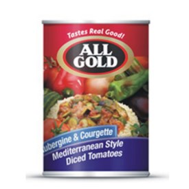 All Gold Tomato Mediterranean Style