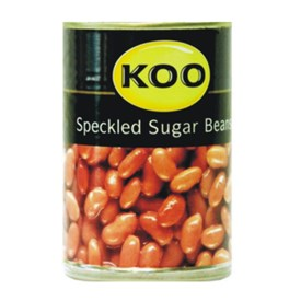 KOO Speckled Sugar Beans